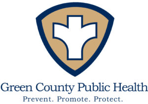 Green County Public Health logo
